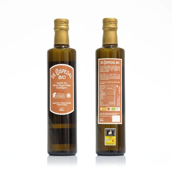 aceite de Oliva BIO 500 ml