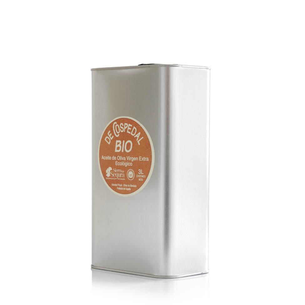 Aceite de Oliva BIO 3 L