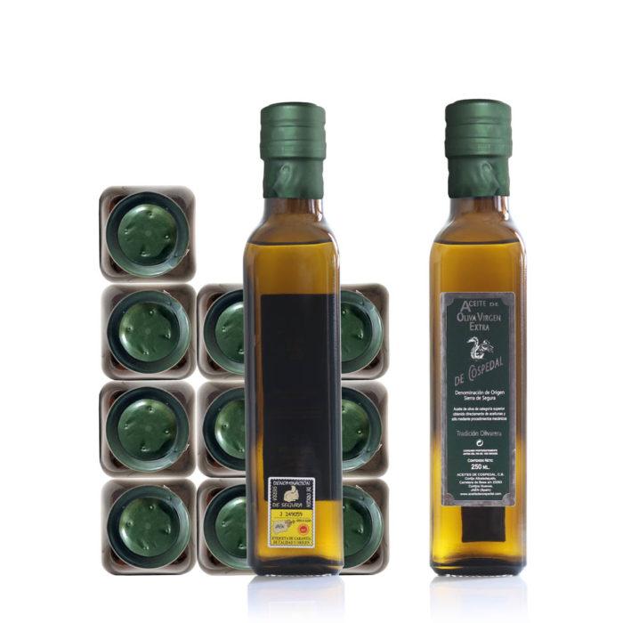 Aceite de Oliva GOURMET 250 ml