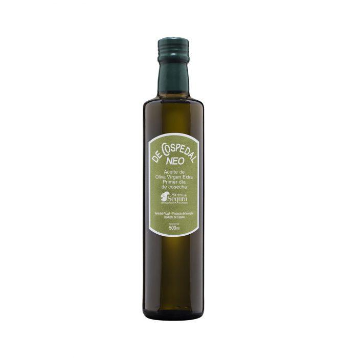 Aceite de Oliva recolecciónb Temprana